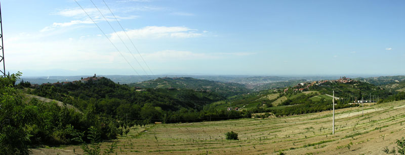 Rodello, Panorama