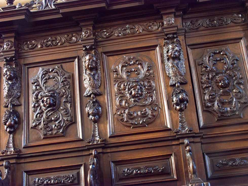 Asti S Secondo Choir Detail