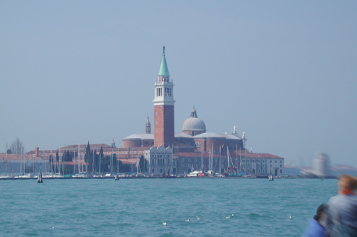 S Giogio, from Arsenale
