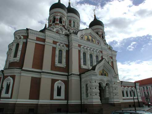 Russian Cathedral - Alexander Nevsky